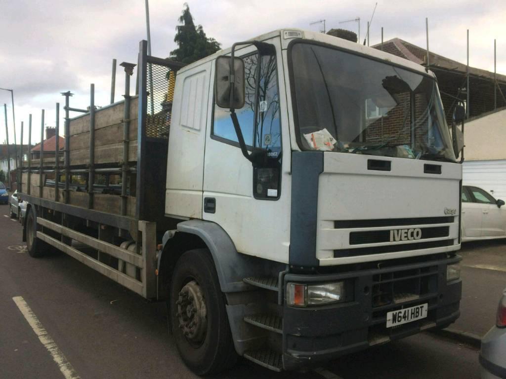 Iveco Cargo 18 Ton Lorry W Reg 2000