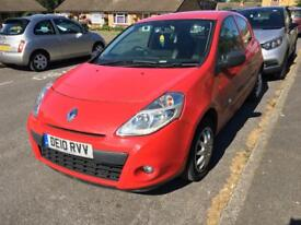 Renault Clio 2010 (Red) for sale