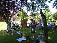Paint and Picnic Day