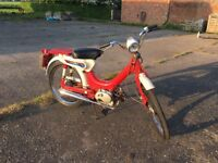 Honda PC50 Classic Moped in Very Good Un-Restored Condition 1977