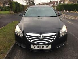 2010 Vauxhall insignia 160 Cdti exclusiv £2000 spent last year absolutely stunning