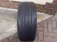 "225/50/17"" Pirelli P Zero Rosso Tyre 7.5mm Tread Depth BMW MERCEDES"