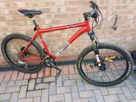 Voodoo Hoodoo mountain bike