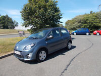 RENAULT TWINGO 1.2 EXTREME HATCHBACK BLUE/GREY 2008 BARGAIN ONLY £1100 *LOOK* PX/DELIVERY