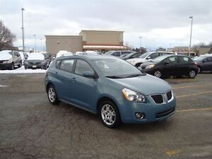 2009 Pontiac Vibe ~ AWD ~ LOW MILEAGE ~ POWER OPTIONS ~ CERTIFIE