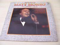 Album: The Very Best of Matt Monroe