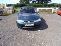 2000 Vauxhall VECTRA L.S.