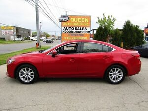 2015 Mazda MAZDA6 GS | Low Kilometers | Navigation | Reverse Cam
