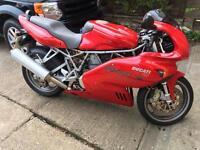 Ducati 750ss ie