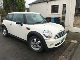 Mini First 59k low mileage. BMW Mini