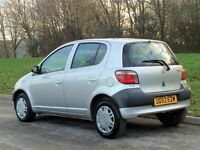 Toyota YARIS 1.0 5dr- only 49,000 | CHEAP CAR|LOW MILEAGE |CHEAP INSURANCE| IDEAL FIRST CAR