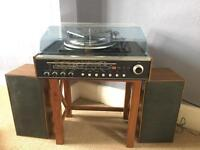 GEC 1970s Soundeck Vintage Record player