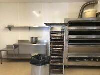Small bakery for rent