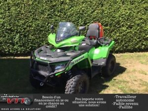 2017 Arctic Cat TRV 500