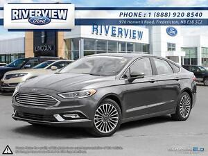 2017 Ford Fusion Titanium1.9% Financing!!! Free Extended Warrant