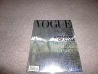 VOGUE British magazine - special Millennium issue December 1999