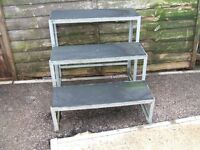 For sale 3 tier step