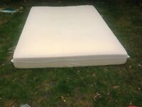 Tempur queen size mattress 60/80