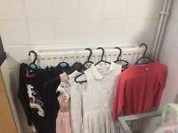 7 items girls clothes age 5-6years