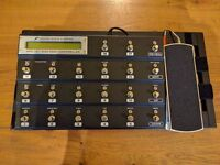 MFC-101 MIDI Foot Controller (Fractal Audio Systems)