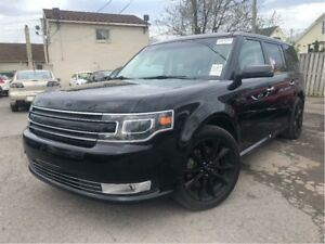 2017 Ford Flex Limited AWD LEATHER NAV SUNROOF