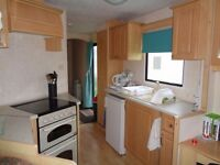 Cayton Bay, Scarborough Caravan to rent /hire most weekend £150