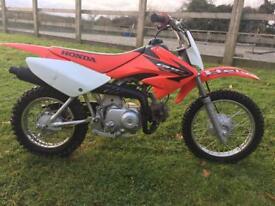 Honda crf 70f