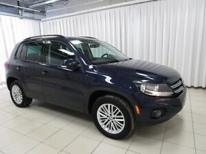 2016 Volkswagen Tiguan Special Edition 2.0L Turbo 4-Motion All W