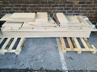 Tongue and groove wood