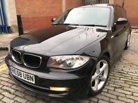 2008 BMW 1 SERIES, SE 2.0 DIESEL 5 DOOR HATCHBACK IMMACULATE CONDITION ONLY £3100