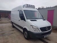 MERCEDES SPRINTER 311 CDI FRIDGE/FREEZER MWB 2008REG FOR SALE