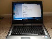 Windows 10 Asus X51RL Dual-Core Laptop