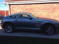 Chrysler Crossfire 3.2V6 Manual 6 speed
