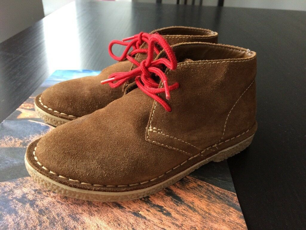 M&S Suede Ankle Boots