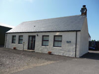 ACHNAGARRON - INVERGORDON - 'THE SMIDDY' - ONE BEDROOMED COTTAGE FOR RENT