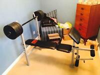 Pro Power - Multi Weight Bench