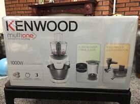 KENWOOD 4.3L KHH326WH MultiOne KITCHEN MACHINE 1000W WHITE PACKED BRAND NEW !!!