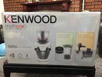KENWOOD 4.3L KHH326WH MultiOne KITCHEN MACHINE 1000W WHITE PACKED BRAND NEW !!!