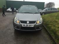 SUZUKI SX4 2006 ABSOLUTE BARGAIN!