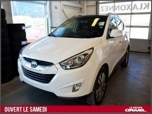2014 Hyundai Tucson LIMITED - NAVI - CUIR - TOIT PANO -