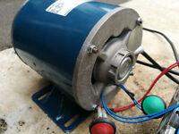 Electric motor 180W 230V