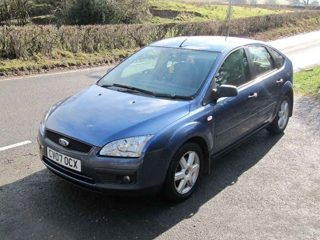 2007 FOCUS, ONE OWNER FROM NEW, 1.8, SUPERB, NEW MOT, 50