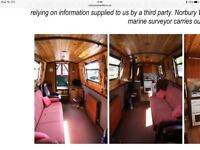 Piper Narrowboat 1999 4 berth