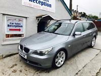 BMW 525i SE TOURING AUTO LEATHER £3295!!