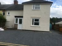 Spacious 3/4 Bedroom Semi-Detached House