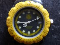 TAG Heuer Formula 1 Watch 380.513/1 Original 1st Edition