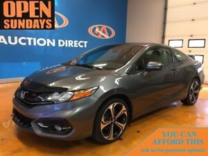 2014 Honda Civic Si SUNROOF! NAVIGATION!