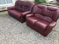 Rosini leather sofas made in Italy can deliver