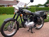ROYAL ENFIELD BULLET 350, 2008, ONE OWNER FROM NEW