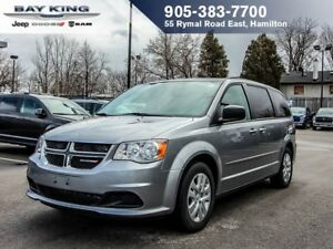 2015 Dodge Grand Caravan SXT, HEATED MIRRORS, PWR WINDOWS, CRUIS